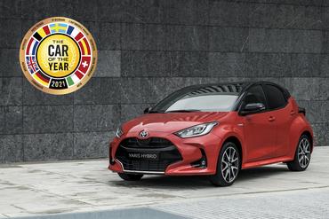 Euroopa aasta auto 2021 on Toyota Yaris