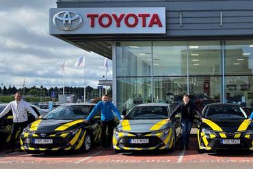 Eesti suurim autokool täiendas õppesõidukite autoparki
