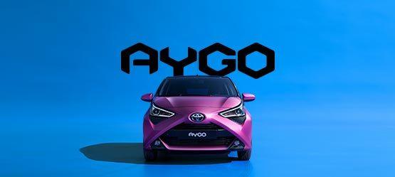 Uue Aygo tutvumispakkumine