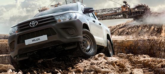 Legendaarne töömurdja – Toyota Hilux DLX+