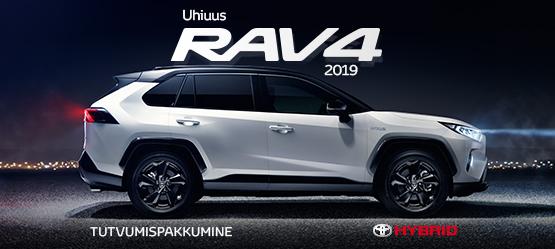 Uhiuus Toyota RAV4
