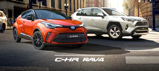 Toyota linnamaasturid