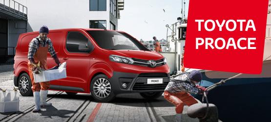 Предложение на Toyota PROACE