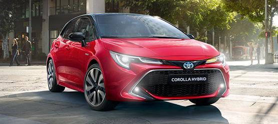 Toyotal on igaühele oma Corolla - Corolla luukpära