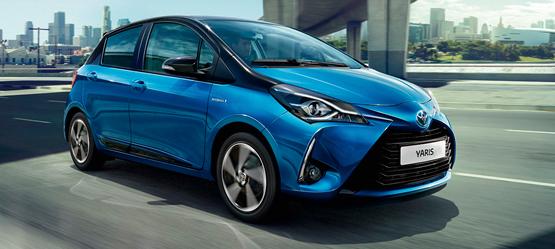 Предложение на Toyota Yaris