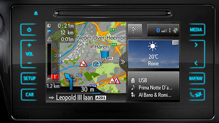Uus Toyota Touch® 2 multimeediasüsteem