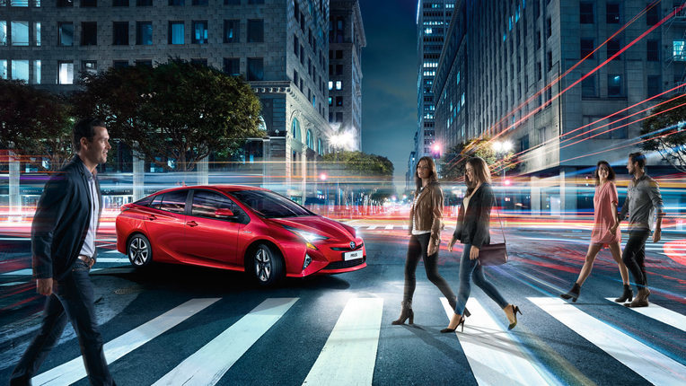Toyota Safety Sense ohutussüsteem