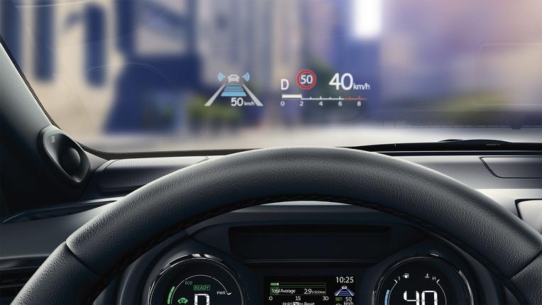 Система безопасности Toyota Safety Sense