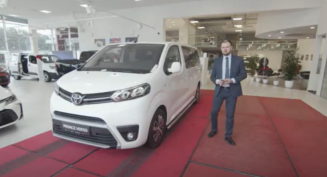 Toyota Proace Verso tutvustus